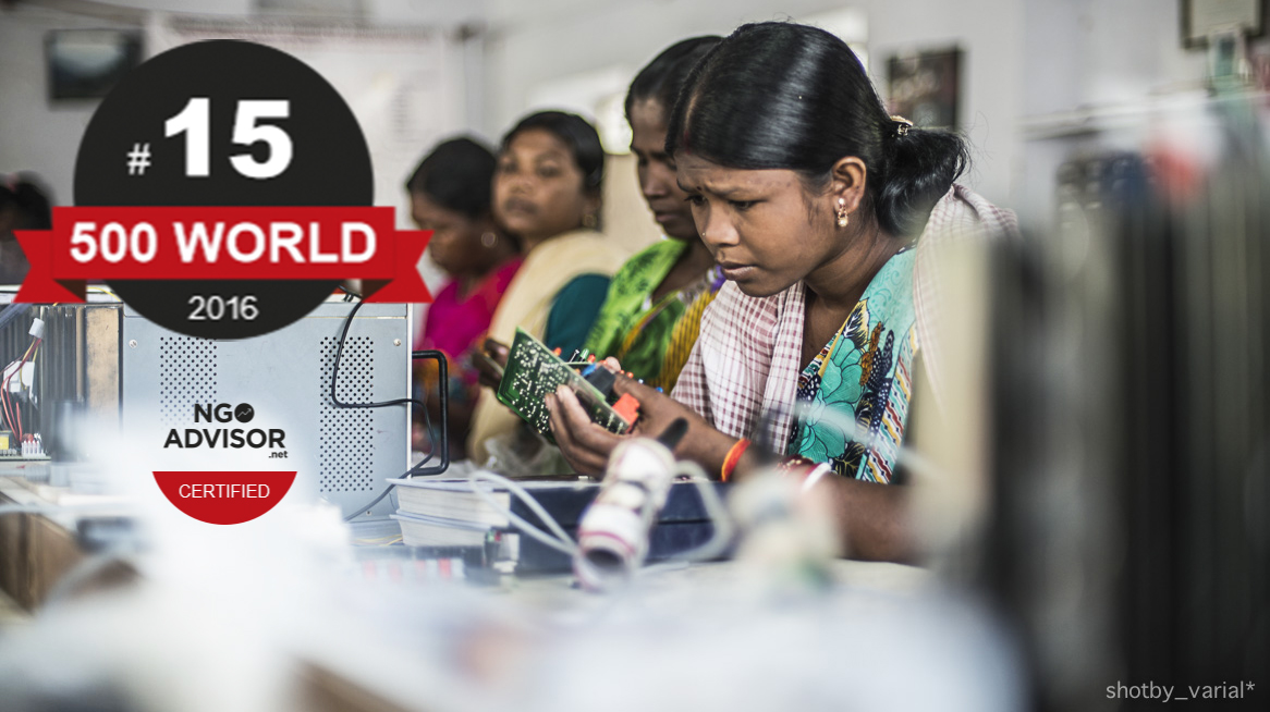 India S Barefoot College Ranks In The Top 20 Global Ngos Barefoot College