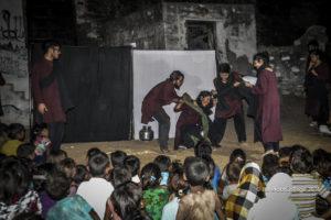 Aakash Piplani Malala street theatre