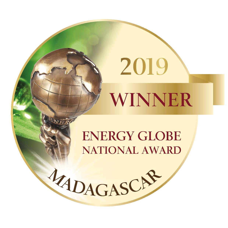 National ENERGY GLOBE Award Madagascar 2019