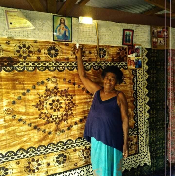 Pacific Islands women fiji solar barefoot college international
