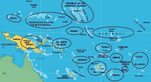 Pacific Islands Countries Barefoot College International Work Women Empowerment