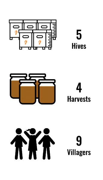 beekeeper africa zanzibar barefoot college international honey