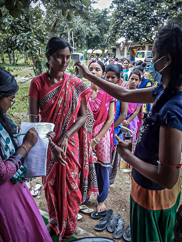 aspirational districts barefoot college